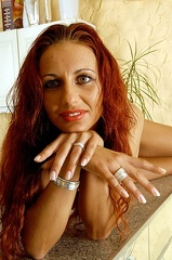 Redhead Angela - Only for you